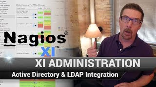 Integrating Active Directory & LDAP with Nagios XI