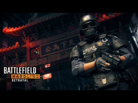 Battlefield Hardline – Betrayal DLC – HD Cinematic Trailer