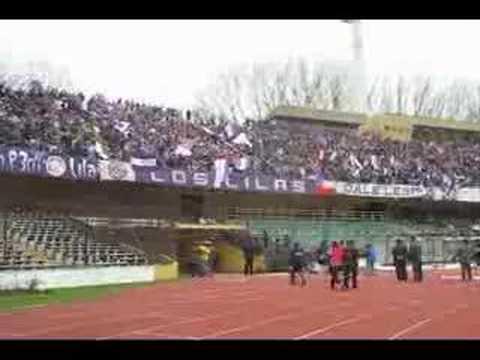 RECIBIMIENTO A LOS LEONES - Los Lilas - Club Deportes Concepción
