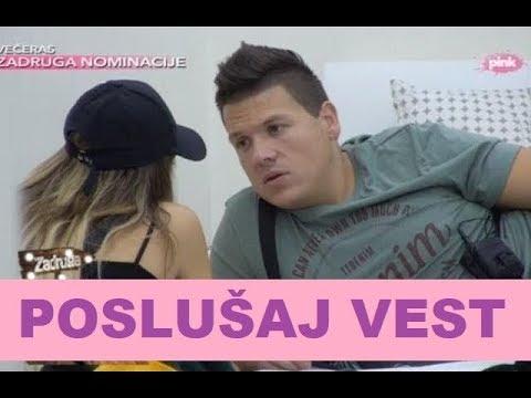 Zadruga - JA NE OSEĆAM VIŠE NIŠTA! / Nova SVAĐA ZBOG Kije