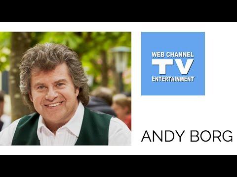 Schlagersänger Andy Borg im Interview mit WEB CHANNEL TV - Musikantenstadl Stadlshow Schlagerparade