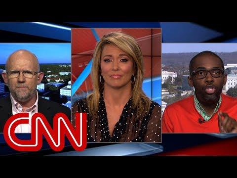 Panelists erupt over Trump-Stormy Daniels saga