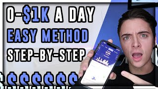 Video 0-$1K A Day in 3 Days | Step by Step Tutorial | Shopify Dropshipping MP3, 3GP, MP4, WEBM, AVI, FLV Maret 2019