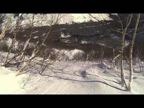 Ski, sol og pudder i Cheget 2013