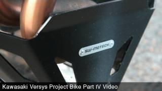 10. MotoUSA Project Bike: 2011 Kawasaki Versys Part 4