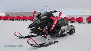 2. 2015 Polaris 800 Rush Pro-S Review