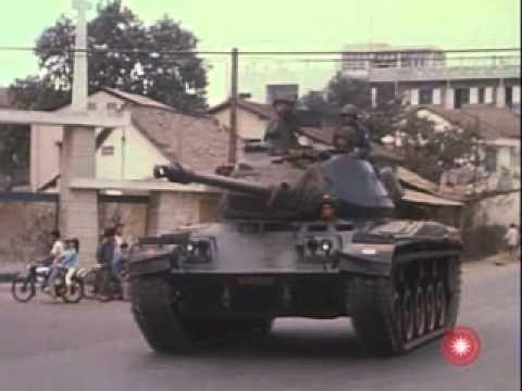 TQLC va thiet giap QLVNCH hành quân ở Sài Gòn trong Tết Mậu Thân 1968