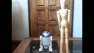 Hi R2D2 by PabloACPF