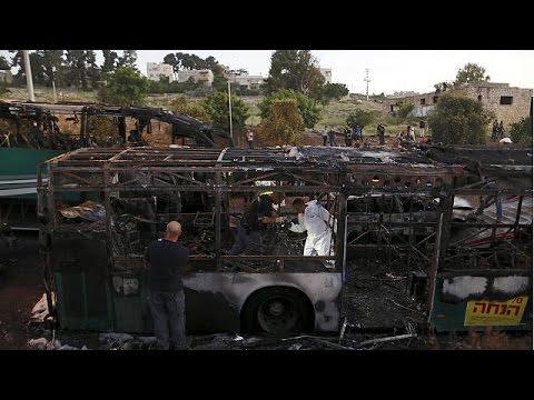Ισραήλ: Σε «τρομοκράτες» αποδίδει ο Νετανιάχου την έκρηξη σε λεωφορείο