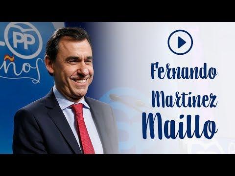 """Maíllo denuncia a quienes piden dimisiones """"a troche y moche"""" y protegen al PSOE andaluz"""