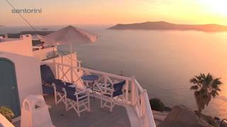 Santorini | Imerovigli village