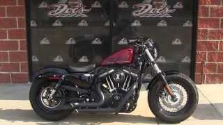 6. 2013 Harley-Davidson Sportster Forty-Eight-ONLY $10,799!!
