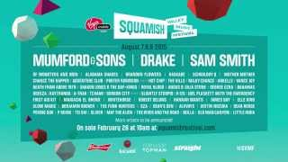 Video Squamish Valley Music Festival 2015 | Lineup Announcement | #SVMF MP3, 3GP, MP4, WEBM, AVI, FLV Juni 2018