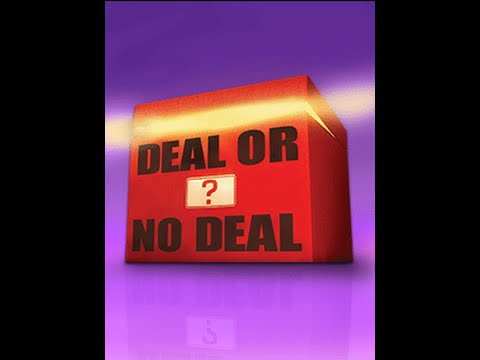 Deal or not Deal GSM Java Mobile Phone Game