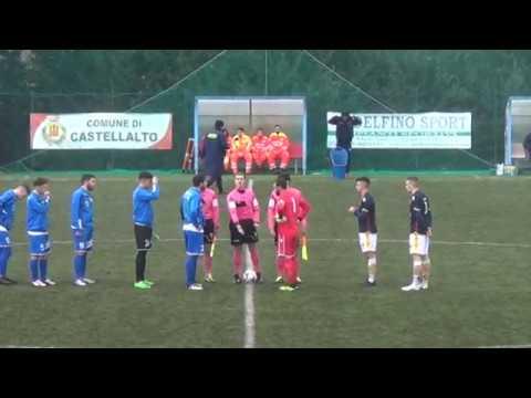 Campionato di Eccellenza 2018/19 Torrese - Paterno 2-1