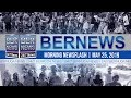 Bernews Newsflash For Saturday, May 25, 2019
