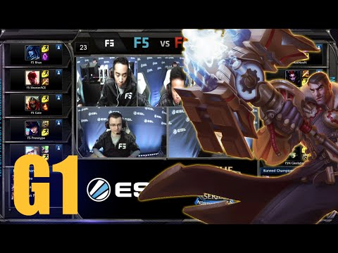 fusion - Team Fusion Gaming vs Final Five Game 1 NA LCS Expansion Tournament Spring 2015 | Final Five vs Fusion Game 1 expansion | FSN vs F5 G1 VOD 60FPS Next match of the day - Final Five vs ...
