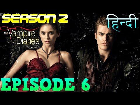 The Vampire Diaries Season 2 Episode 6 Explained Hindi  वैम्पायर डायरीज स्टोरी  WEREWOLF GOT KILLED
