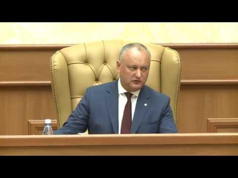 Președintele Igor Dodon a avut o întrevedere cu ambasadorii acreditați în Republica Moldova