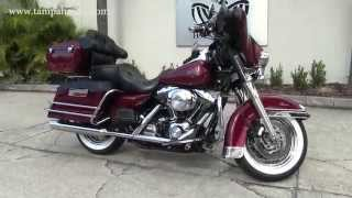 10. Used 2012 Harley Davidson FLHTC Electra Glide Classic