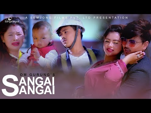 (Sangai Sangai - Om Gurung   New Nepali Adhunik Song 2018 / 2074 - Duration: 4 minutes, 9 seconds.)