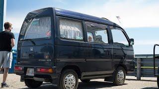 BONUS VIDEO: Honda Street 600 Kei Van - (Gridlife, Paddock) One Take by The Smoking Tire