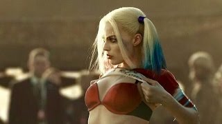 Bad Girl - Avril Lavigne (Suicide Squad) ft. Marilyn Manson Video