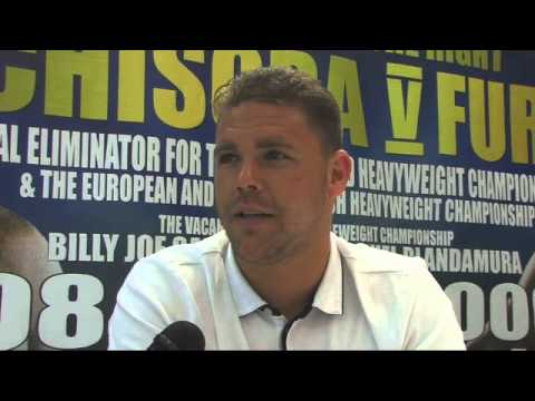 Billy Joe Saunders on his comeback, wanting to be World Champion, and Hitting out at Chris Eubank Jr