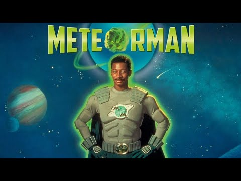 Talking The Meteor Man (1993) with Stay Puff 1983 and Special Guest Dusty Brick Brown