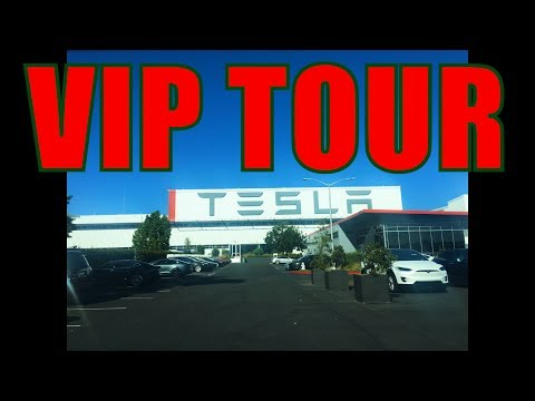 Video Tesla VIP Factory Tour Event Recap and Coverage download in MP3, 3GP, MP4, WEBM, AVI, FLV January 2017