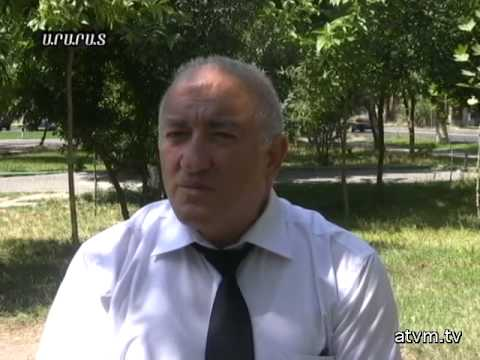 Testimony of Romik Manukyan – in Armenian