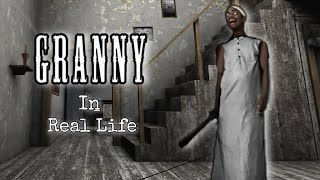 Video Granny (the horror game) In Real Life. MP3, 3GP, MP4, WEBM, AVI, FLV Mei 2019