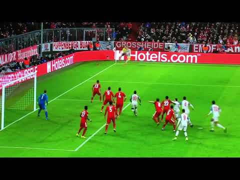VIRGIL VAN DIJK AWESOME GOAL VS BAYERN MUNICH!!!
