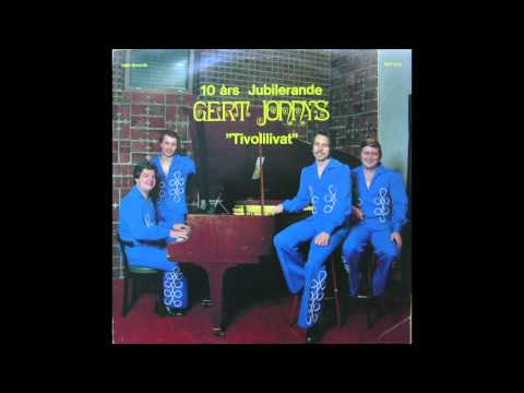 Gert Jonnys - Tivolilivat - 1979   MOOG