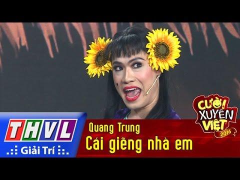 Cười xuyên Việt 2016 Tập 10: Cái giếng nhà em - Quang Trung