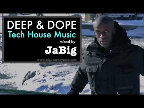 Deep Tech House Music DJ Set by JaBig (DEEP & DOPE Minimal Techno Mix Playlist)
