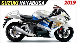 5. AWESOME! 2019 Suzuki Hayabusa Turbocharged - Updated New Engine With 1440cc