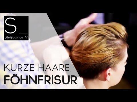 How to: Kurze Haare stylen! Das Hair Tutorial für kurze Haare #Dennis