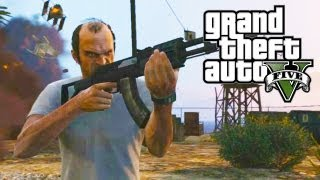 GTA 5 - 25 Facts You Probably Didn't Know! (GTA V)