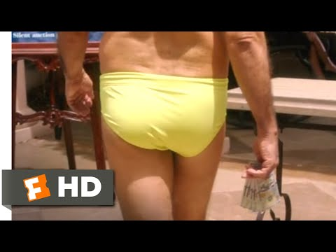 How to Be a Latin Lover (2017) - Am I Making You Wet? Scene (1/10) | Movieclips