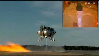 Project Morpheus Free-Flight Test #15