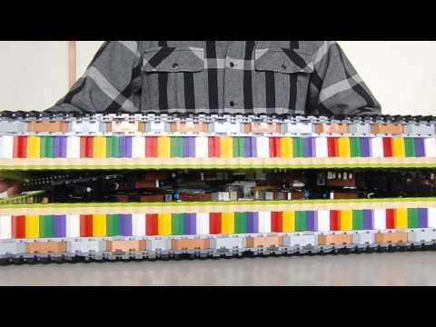 Popup LEGO