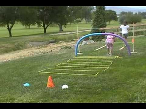 Kids Party Games – Water Balloon Relay – Kids Party Games