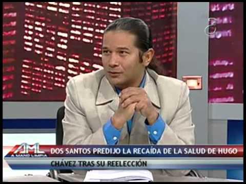 Reinaldo dos Santos - El profeta de America  - AméricaTevé