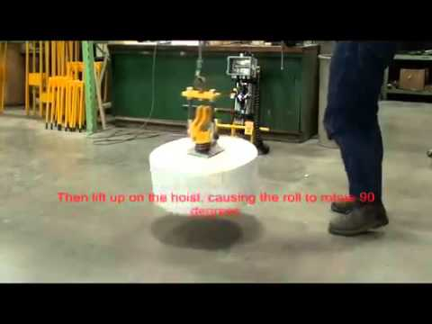 Manual Tip Lift Demonstration Video