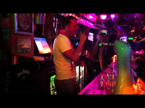 Mike Peterson - Great Rick Astley Medley performed by one of the best singers of Amsterdam Mike Peterson live in Club Playa Nasty. Come visit Club Playa Nasty on Thursdays i...