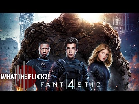 Fantastic Four Official Movie Review