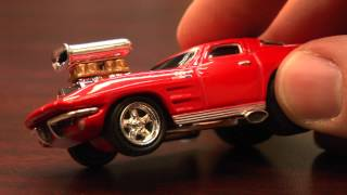 CGR Garage - 1963 CORVETTE Muscle Machines Review