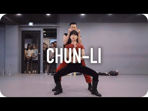 Chun-Li - Nicki Minaj / Hyojin X Gosh Choreography