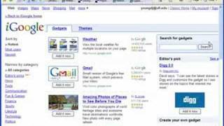 Iigoogle Google Tutorial Part 1